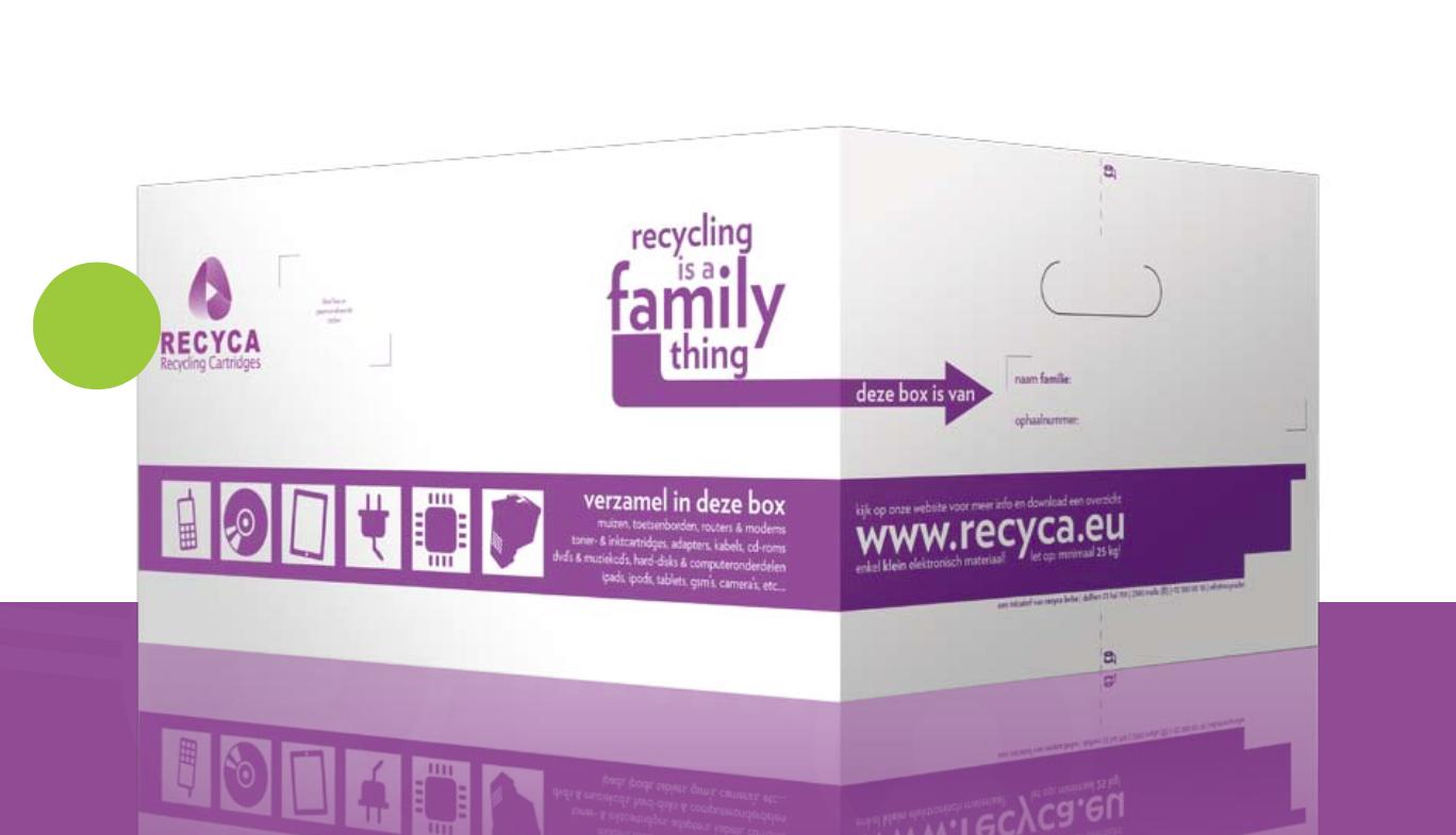 Recyca Family Box