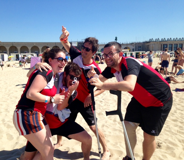 Oostende LAQUA dream-team