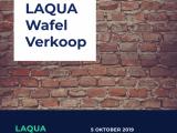 Wafelverkoop Laqua Competitie zaterdag 5 oktober 2019
